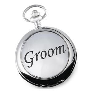 Groom Men's Pocket Watch