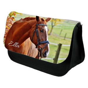 Personalised Horse Pencil Case