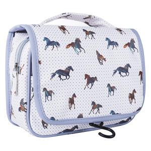 Horse Waterproof Toiletry Bag