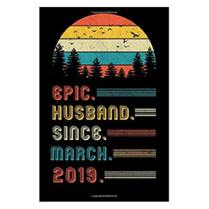 Epic Husband Composition Notebook