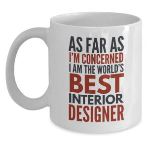 Best Interior Designer Mug