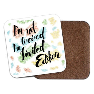 Funny Introvert Coaster