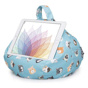 Tablet Bean Bag Cushion Holder