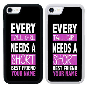 Best Friends Personalised IPhone 7 Case