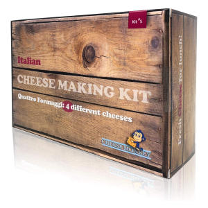 Italian Cheese Making Kit