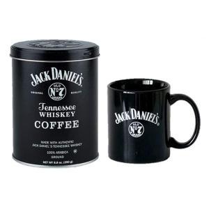 Jack Daniels Coffee with Mug