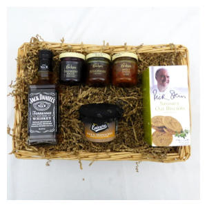 Jack Daniels Whiskey and Gourmet Nibbles Tray