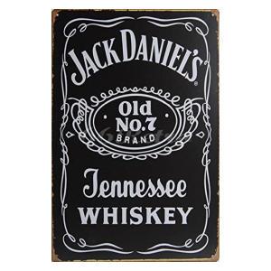 Jack Daniels Metal Tin Sign