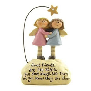 Good Friends Cute Ornament