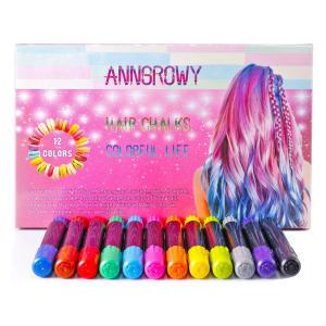 12 Colors Hair Chalk