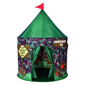 Pop Up Command HQ Play Tent