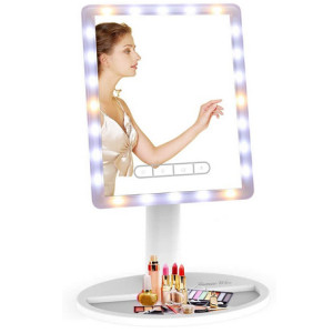 Large LED Lighted Makeup Mirror