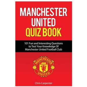 Manchester United Quiz Book