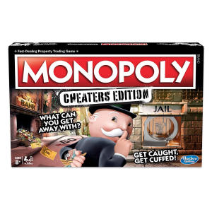 Gaming Monopoly Game: Cheaters Edition