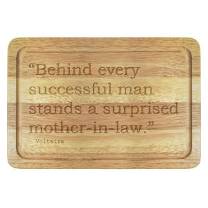 Mother in Law Chopping Board