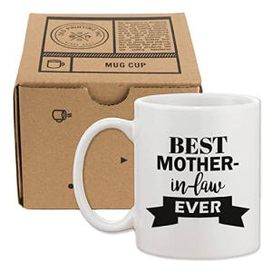 Best Mother in Law Mug
