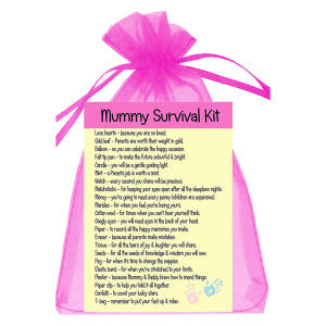 Mummy Survival Kit