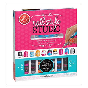 Nail Style Studio Book