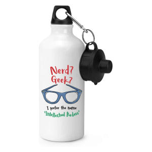 Intellectual Badass Sports Bottle