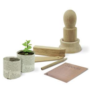 Pot Maker & Accessories Set