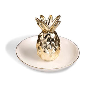 Pineapple Ring Holder Dish