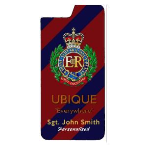 Personalised Royal Engineers Phone Cover