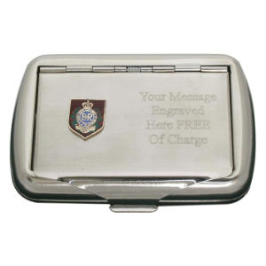 Royal Engineers Private Tobacco Tin
