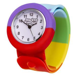 Popwatch Rainbow Colour Slapwatch