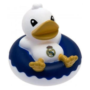 Real Madrid Rubber Duck