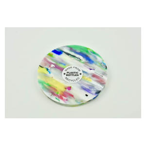 Recycled Plastic Bottle Coasters