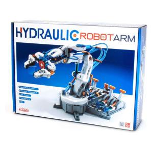 Construct Hydraulic Robot Arm