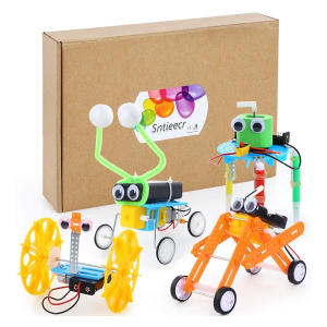 4 Set Robotic Science Kits