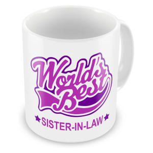 Best Sister-in-Law Mug