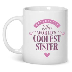 Cool Sister Novelty Mug