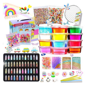 Slime Kit with Glitter