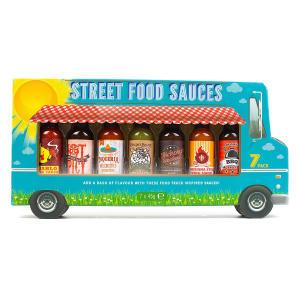 Street Food Sauces Gift Set