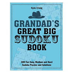 Grandad's Great Big Sudoku Book