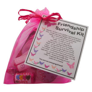 Friendship Gift Survival Kit