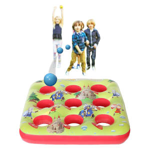 Target Ball Inflatable Game