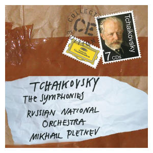 Tchaikovsky: The Symphonies CD