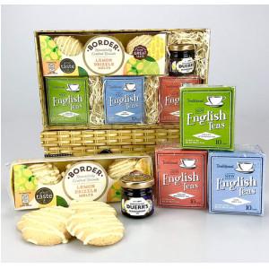 Tea Lovers Hamper Box