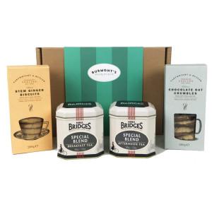 The Ultimate Tea & Biscuits Hamper