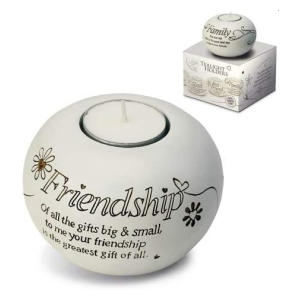 Friendship Tea Light Holders