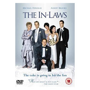 The In Laws DVD