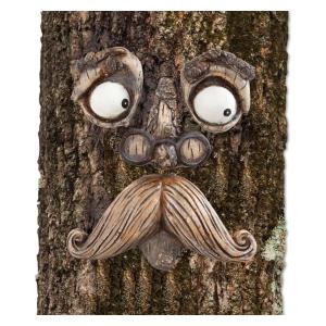 Old Man Tree Hugger Sculpture