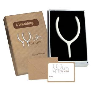Wedding Day Snapable Wishbone