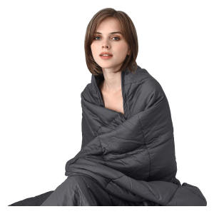 Weighted Blanket Sleep Therapy