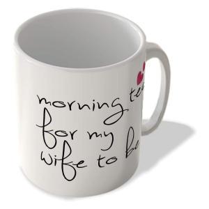 Wife To Be Mug
