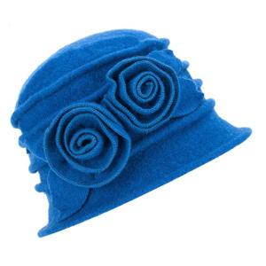 Vintage Elegant Wool Hat