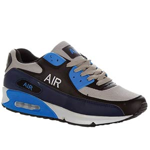 Mens Air Shocks Jogging Trainers